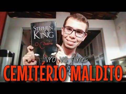 Livro vs Filme: Cemitério Maldito (COM SPOILERS)