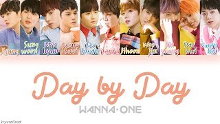 Video Wanna One (워너원) - 보여 (Day by Day) l [HAN|ROM|ENG Color Coded Lyrics] MP3, 3GP, MP4, WEBM, AVI, FLV Juli 2018