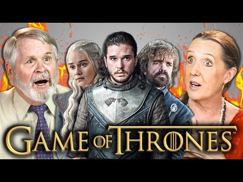 Senior Citizens React to Game of Thrones