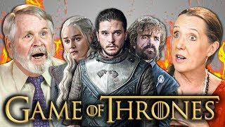 Game of Thrones reacted to by Elders! Original video links below! Watch all main React episodes...