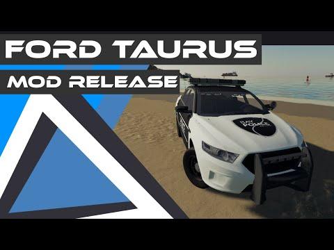 Ford Taurus Police Interceptor v1.1.0