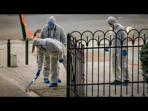 Griechenland: Sprengsatz explodiert vor Kirche in Ath ...