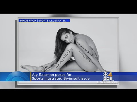 Aly Raisman Shares Empowering Message In Nude Sports Illustrated Swimsuit Shoot