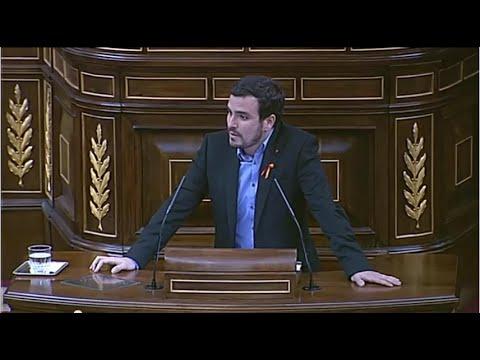Alberto Garzón en el #DEN2015