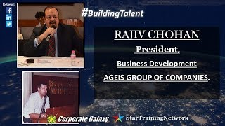 BuildingTalent: Our Expert- Rajiv Chohan