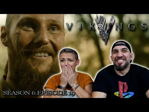 Vikings Season 6 Episode 19 'The Lord Giveth...' REACTION!!
