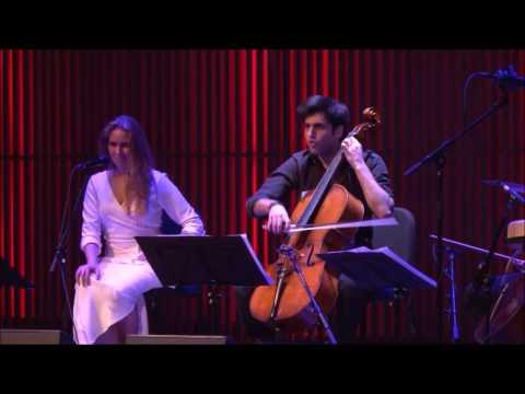 Kian Soltani & Leano Leal - Suite voor cello solo - Gaspar Cassadó (3e deel)
