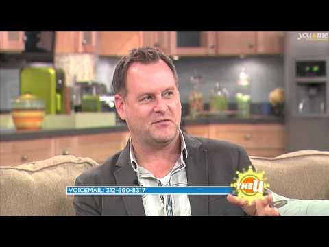 Comedian and Actor Dave Coulier