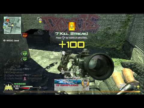 Hd - Mw2 Montage 40 - Optic Predator - Episode 40 - Powered By Evil Controllers