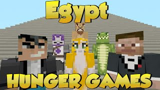 Minecraft Xbox One Hunger Games - Egypt Hunger Games - Stampylonghead VS TheDiamondMinecart