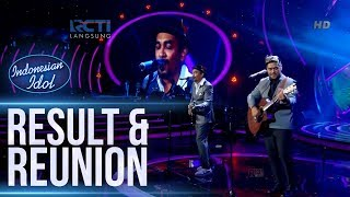 Download Video ABDUL ft. GLENN FREDLY - MEDLEY SONG - RESULT & REUNION - Indonesian Idol 2018 MP3 3GP MP4