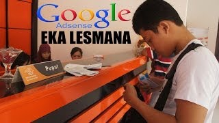 Video Google Adsense - Eka Lesmana Dari Tukang Anggon Bebek Jadi Jutawan Gaji 100 jtan MP3, 3GP, MP4, WEBM, AVI, FLV Agustus 2018