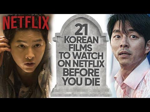21 Best Korean Movies To Watch On Netflix Before You Die! [2021]