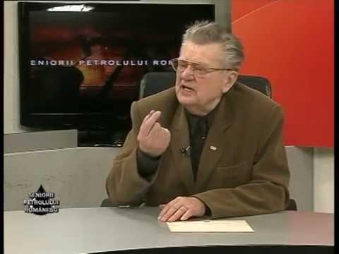 Emisiunea Seniorii Petrolului Românesc – Ștefan Traian Mocuța – 1 februarie 2014