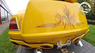 6. Honda Goldwing Lehman Trike - Pearl Hot Rod Yellow #664  www.goldwing.de