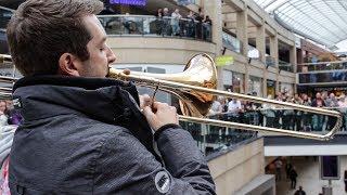 Video A surprise performance of Ravel's Bolero stuns shoppers! MP3, 3GP, MP4, WEBM, AVI, FLV Agustus 2018
