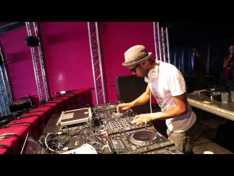Dj Makasi @ Summer Festival - MnM Stage 2012