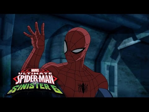 Ultimate Spider-Man 4.23 Clip