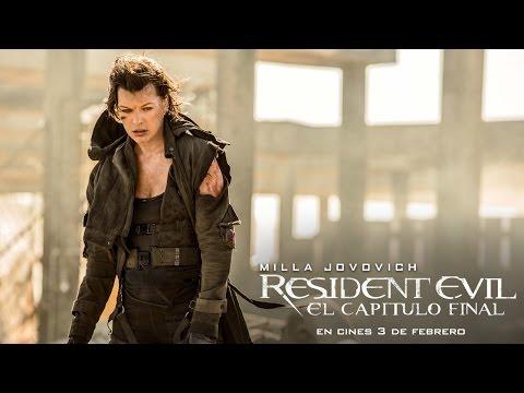Resident Evil: El Capítulo Final - Alice ya está aquí?>