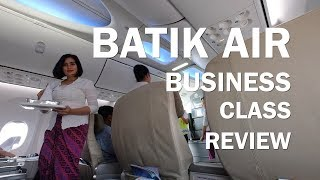 Video BATIK AIR BUSINESS CLASS BALI TO JAKARTA! - BOEING 737-900ER MP3, 3GP, MP4, WEBM, AVI, FLV April 2019