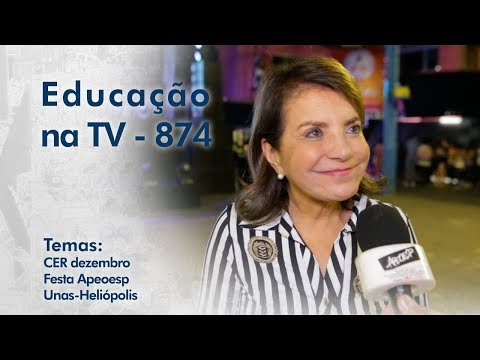 CER dezembro - Festa APEOESP - Unas-Heliópolis