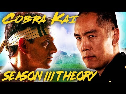 Cobra Kai Okinawa News and Season 3 Theory