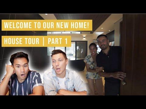 ANDREK VLOGS   House Tour (Part 1)  Reaction