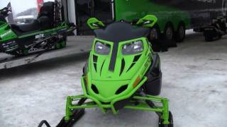 6. 2011 Arctic Cat Limited 800 Crossfire and F-Series Sno Pro