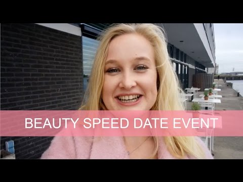 Vlog: Beauty Speed Date event | Girlscene