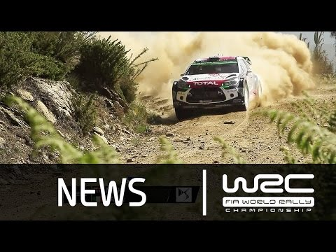 VIDEO: WRC – Vodafone Rally de Portugal 2015: Stages 1-4