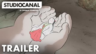 The Tale Of Princess Kaguya Trailer
