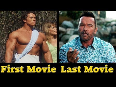 Arnold Schwarzenegger - All Movies (1970- 2018)