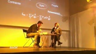 LaïcArt : Conférence de Cédric Villani