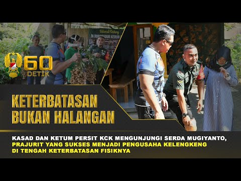 Kasad Kunjungi Serda Mugiyanto, Prajurit TNI AD yang Sukses menjadi Pengusaha Kelengkeng