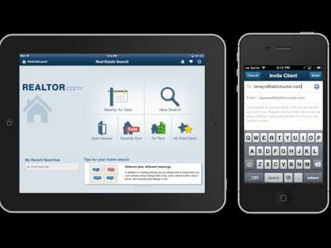 Tucker Talks Tech – Realtor.com Agent Branded App