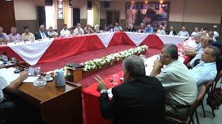 محافظ طولكرم يعقد الاجتماع الدوري للمجلس التنفيذي في المحافظة