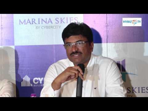 Vamsi Krishna-Cybercity 1000 Crore Marina Skies
