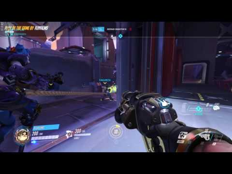 Overwatch  Worst Play of The Game Ever (OLD VIDEO)