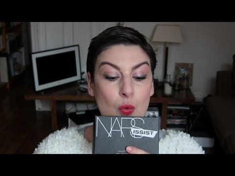 beaute Revue des 2 palettes NARSissist (yeux et visage) maquillage