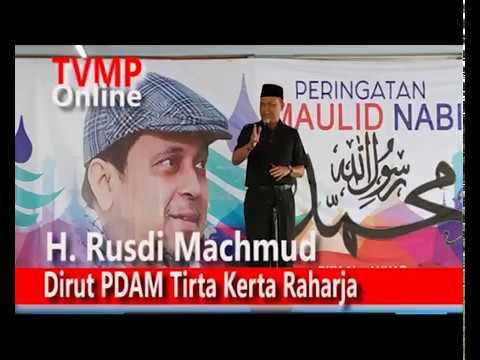 pdam tkr kabupaten tangerang berikan reward