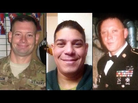 Fallen, wounded in our prayers