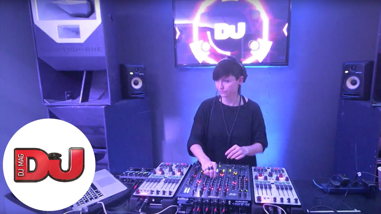 Magda - Live @ DJ Mag HQ 2015