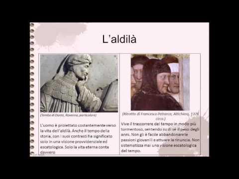 Confronto fra Dante e Petrarca