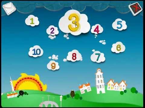juego para aprender los números del 1 al 10