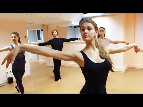 Боди-балет: основы. Урок видео обучения от Виктории Томиловой.