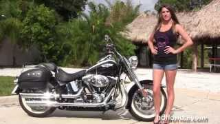 4. Used 2006 Harley Davidson Softail Deluxe Motorcycles for sale