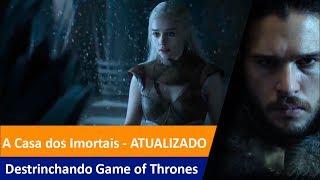 Primeiro vídeo: https://www.youtube.com/watch?v=mQl8sQHK17w Os pais de Daenerys:...