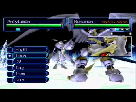 Digimon world 3 walkthrough ep 61 The ice master