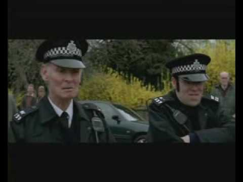 Hot Fuzz Bloopers (Outtakes)