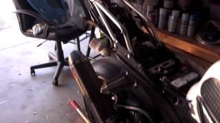 9. 2006 GSXR 600 Engine Noise
